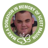 donation in memory of scott mason
